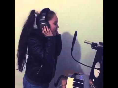 Zizi reklamasi xammaga malum, Shirin ovozli qizaloq new video 2016