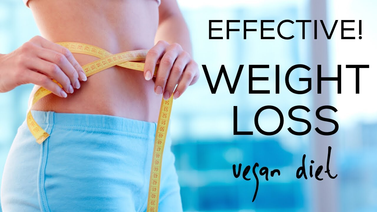how to become vegan and lose weight