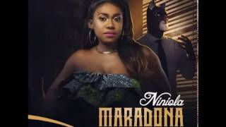 Afro-house queen niniola opens up her 2017 account with a new single titled maradona produced by the one and only sarz. duo are back again after giving u...
