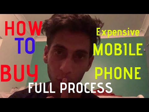 How to buy Expensive Phones | full process | australia