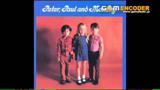 The marvelous toy - Peter, Paul and Mary (cover)  F先輩による1人P.P.M