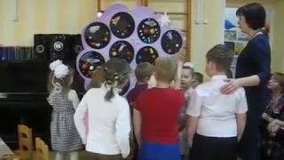 Фрагмент итога занятия в подготовительной к школе группе