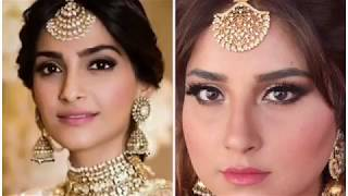 SONAM KAPOOR'S MEHNDI INSPIRED MAKEUP VIDEO