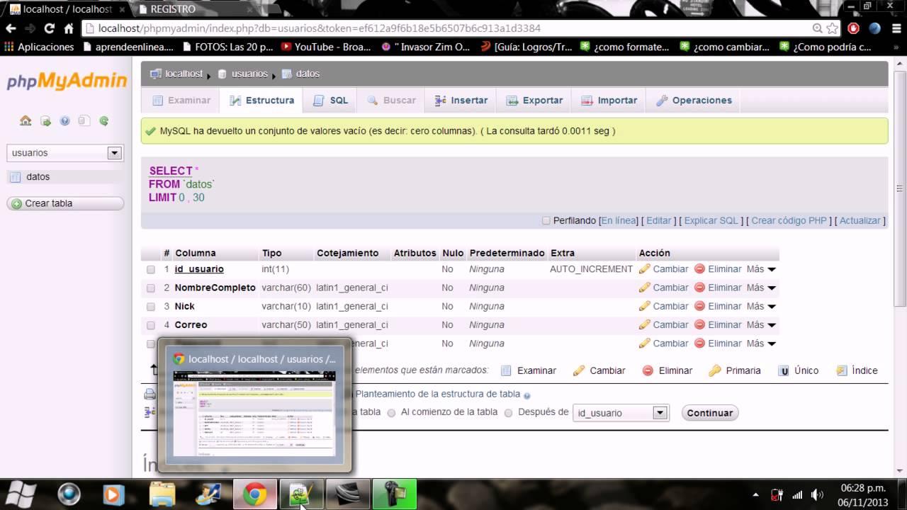 Como conectar un formulario en HTML con una base de datos en ...
