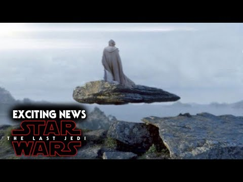 Star Wars The Last Jedi Deleted Scenes Confirmed! Coming 2018