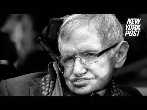Stephen Hawking was one of the most famous scientists to ever live   New York Post