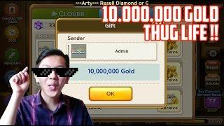 Line Get Rich : DAPET 10.000.000 GOLD !! $$