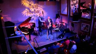 Ellis Marsalis Quartet at Snug Harbor jazz bistro