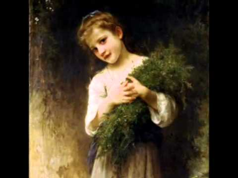 William A Bouguereau 1825   1905 Music Bernard Herrmann