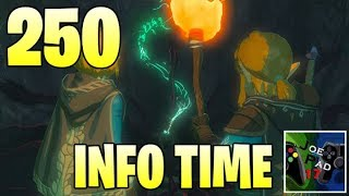 NUOVI LEAK SU ZELDA BREATH OF THE WILD 2 + EVENTI CON I FAN - INFO TIME #250