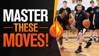 """How To Build Your Perfect Scoring """"Package"""" with NBA Skills Coach Drew Hanlen"""