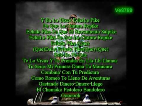 échale Pique Talento De Barrio Mundial Lyrics Daddy Yankee Songcoleta