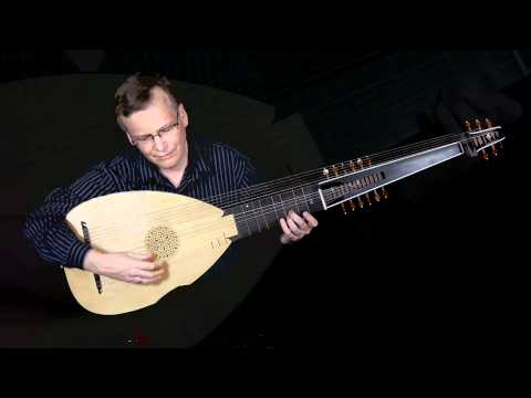 Scottish Lute Music - It is a wonder to see: David Tayler, archlute