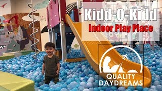 Yokohama Kidd O Kidd Indoor Play Place - Family Fun Travels - Best of Japan for Kids [4K]