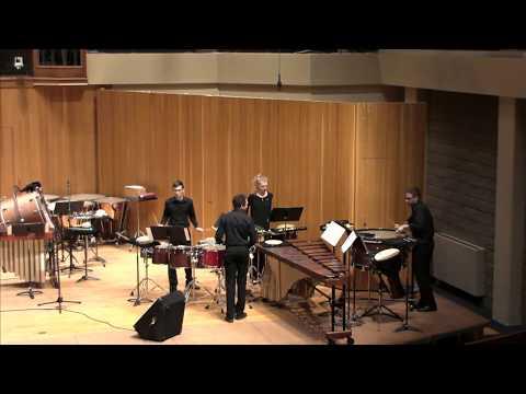 Iowa State Percussion - Ritual Music