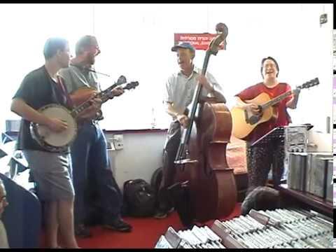 The Jerusalem Bluegrass band live @ The Music House [Jerusalem 16/7/2004]