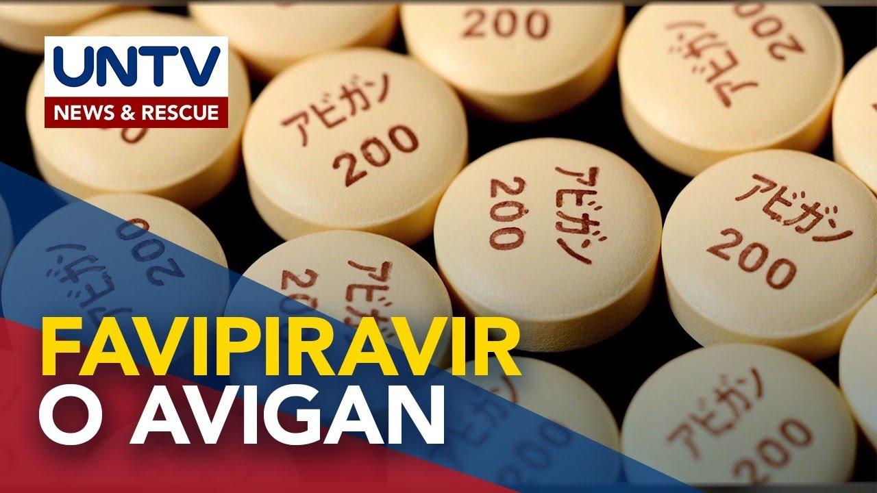 Clinical trial ng Japanese anti-flu drug Favipiravir  o Avigan, malapit nang simulan – DOH