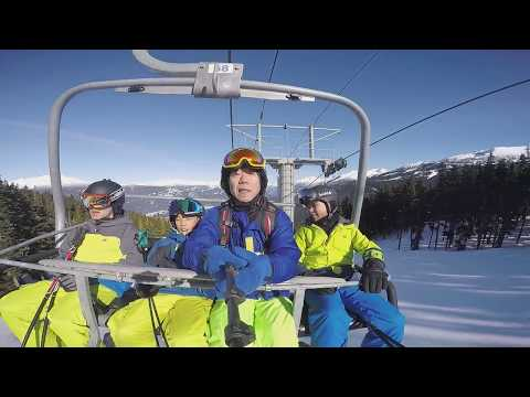 Whistler Blackcomb - 2018 Family Day - British Columbia