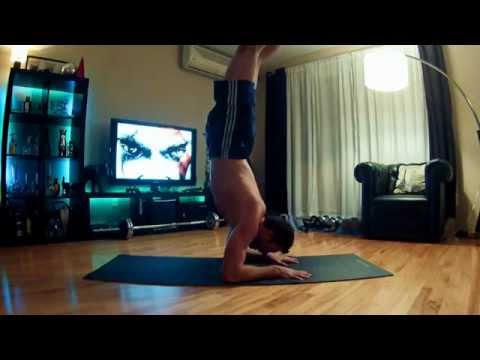 Yoga Home Workout Fitness Calistenics - Crazy New Moves