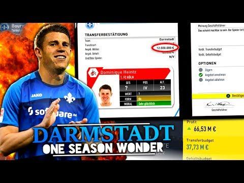 FIFA 17 : INVESTOR STEIGT BEI DARMSTADT EIN !!! 🤑🤑 NEUE SERIE !! 😱 SV DARMSTADT ONE SEASON WONDER #1