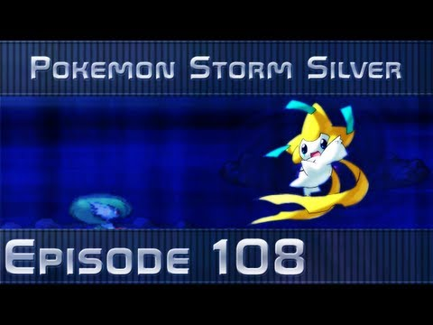 Pokémon Sacred Gold & Storm Silver Episode 108 Jirachi the Wish Maker