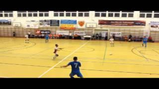 DEAF Futsal EB Hungary 2014