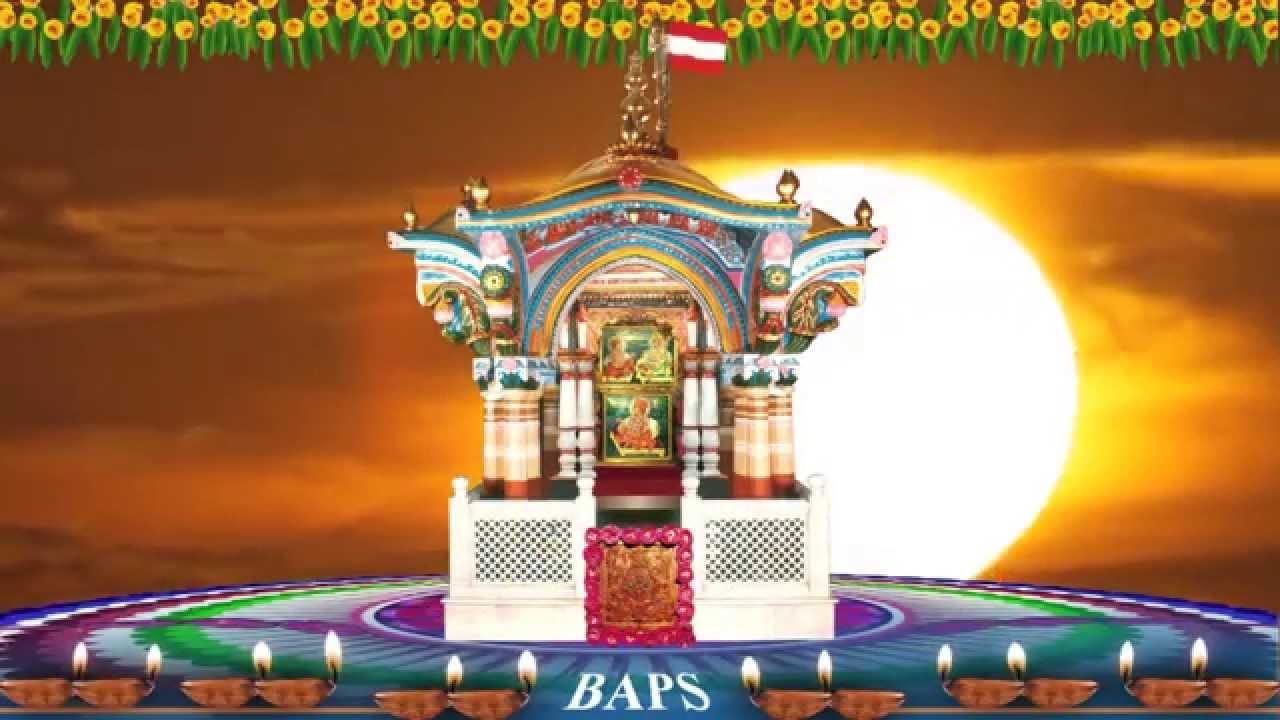 Happy New Year Jay Swaminarayan 90