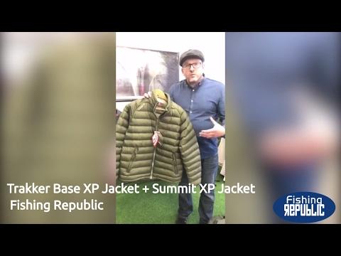 Trakker Base XP Jacket + Summit XP Jacket |  Fishing Republic