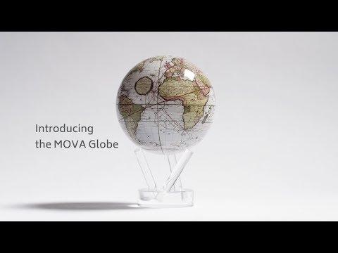 What is a MOVA Globe?