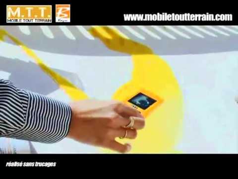 MTT Bazic : Présentation Des Téléphones Mobiles Résistants