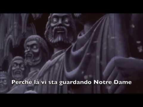 Il Gobbo di Notre Dame - Le Campane di Notre Dame (Lyrics)