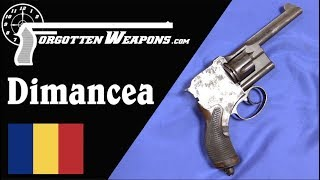 1885 Dimancea: A Revolver With Sprockets
