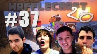 WaffleCraft 2.0 | Ep. 37 | Schtone Brick Schwag