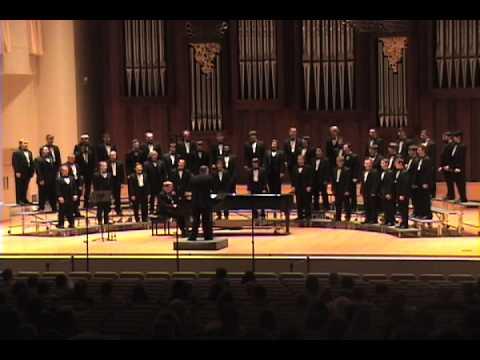 The Last Words of David - Baylor Men's Choir