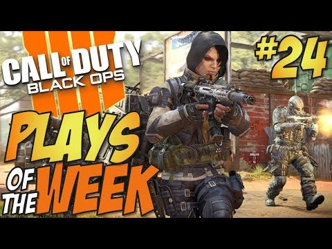 Call of Duty: Black Ops 4 - Plays Of The Week #24 (BO4 Multiplayer Montage) thumbnail