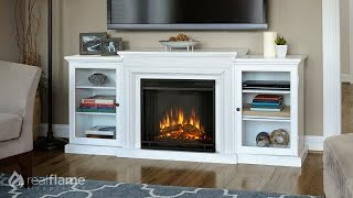 Real Flame - Frederick Entertainment Mantel
