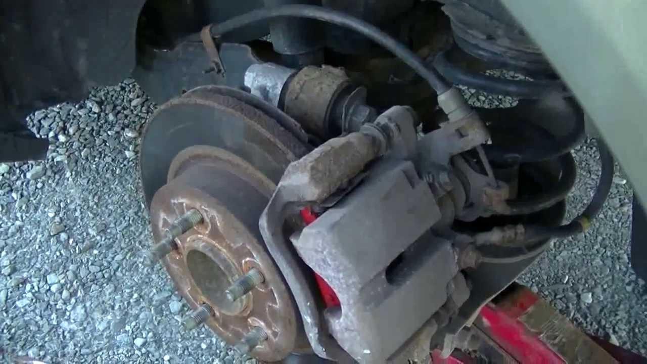chevrolet front brake diagram [ 1280 x 720 Pixel ]