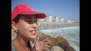 Лучшие пляжи Португалии: Costa de Caparica.