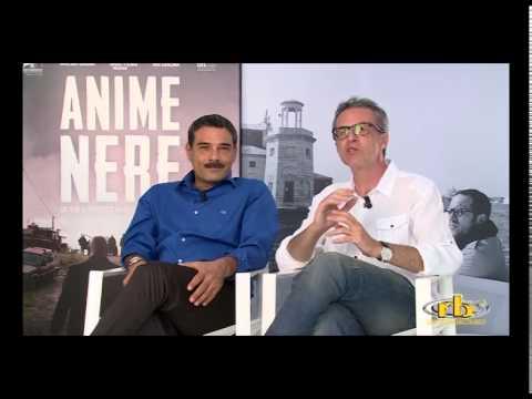 Marco Leonardi e Fabrizio Ferracane, intervista per Anime Nere, Venezia 71, RB Casting