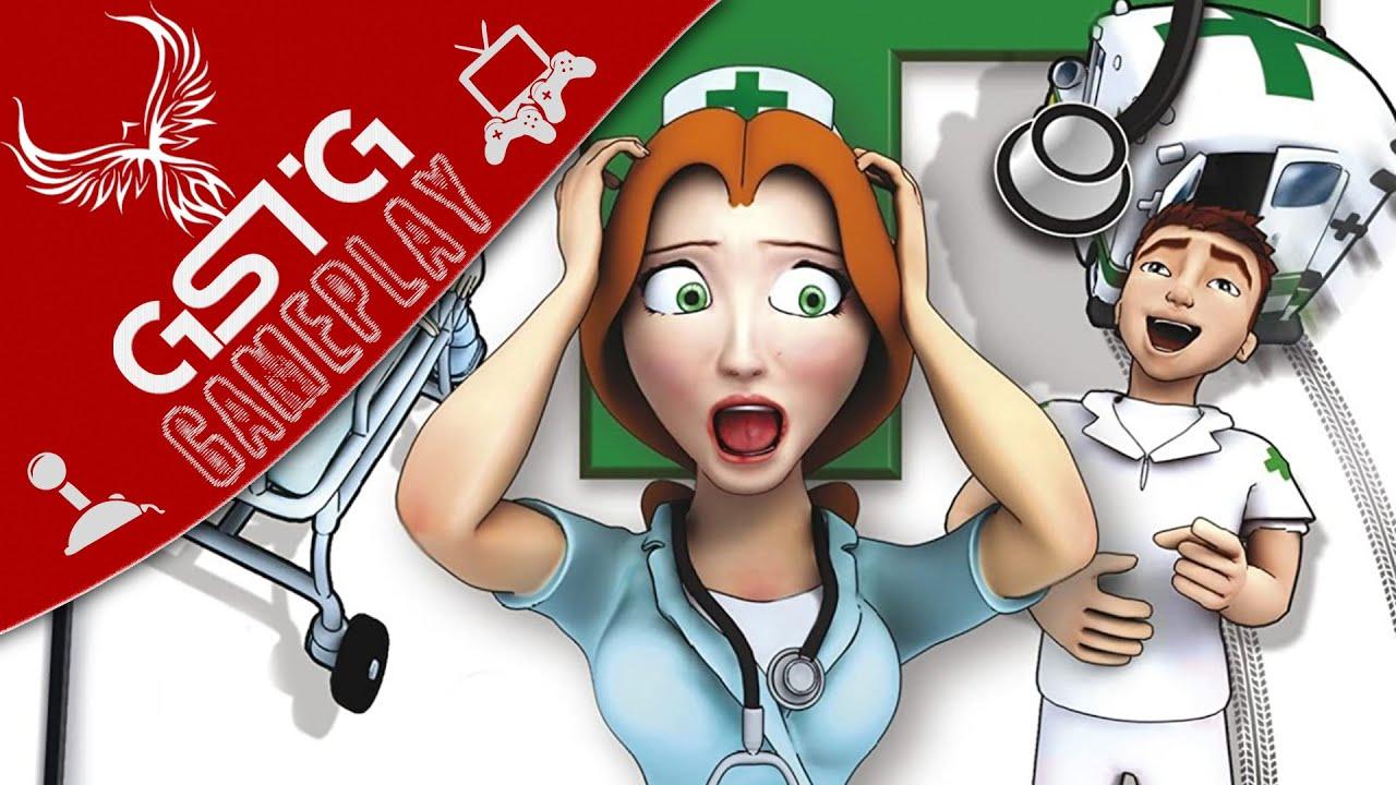 Hysteria hospital emergency ward game pc freegamezcity. Flv.