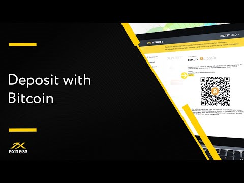 How To Deposit Using Bitcoin