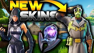 *NEW SKINS* Fate & Sky Stalker | Coming soon To Fortnite Battle Royale!!