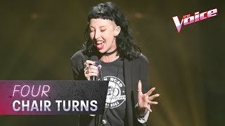 The Blind Auditions: Stellar Perry sings 'Always Remember Us This Way' | The Voice Australia 2020