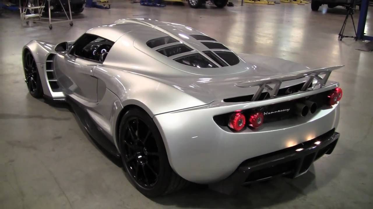 2011 Hennessey Venom Gt At Idle Youtube