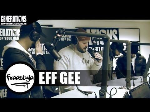Youtube: Eff Gee – Freestyle #LeJourGee (Live des studios de Generations)
