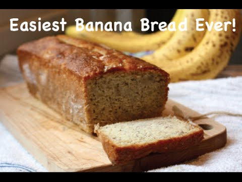 Can you cook banana bread without baking soda