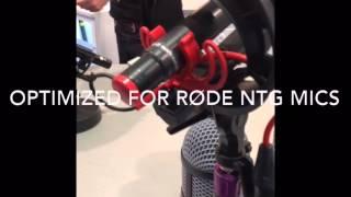 Rycote Super-Blimp NTG debuts at NAB 2016