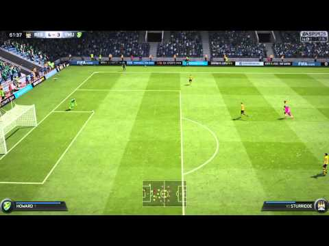 Fifa 15 longshots everywhere