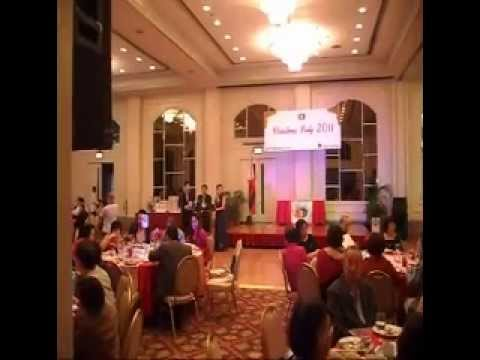 FILPINO-CHINESE DOCTORS ASSOCIATION CHRISTMAS PARTY CLIP