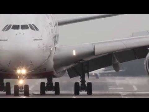 Взлёт и посадка пассажирских самолётов гражданской авиации